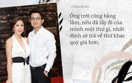 Hoa hậu Thu Hoài: Bố mẹ bạn trai ác cảm, chê bai vì tôi lớn hơn anh 10 tuổi, có 3 đứa con riêng!
