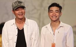 Võ Hoài Nam 'Cảnh sát hình sự' tái xuất thảm đỏ cùng con trai