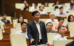 """Kỳ họp thứ 6, Quốc hội khóa XIV: Nhiều Bộ trưởng đăng đàn giải đáp các vấn đề """"nóng"""""""
