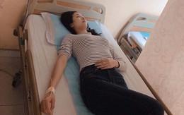 Nhập viện phẫu thuật, Á hậu Nguyễn Thúy An bỏ lỡ cơ hội thi Hoa hậu Quốc tế