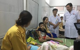Hà Nội: Hàng trăm trẻ mầm non ở Đông Anh đồng loạt nhập viện, nghi ngộ độc