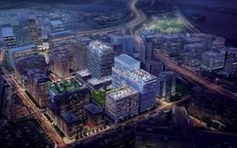 Một nửa trụ sở mới của Amazon sẽ như một thành phố