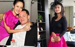 Xôn xao thông tin Hồng Nhung ly hôn vì bị một phụ nữ Myanmar giật chồng