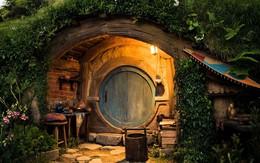 Ngôi làng mà toàn bộ các nhà được xây dựa trên ý tưởng về ngôi nhà của người lùn Hobbit
