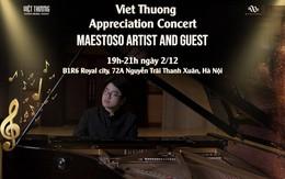Nhiều sự kiện hấp dẫn tại ngày hội Piano Fair 2018