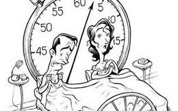 Xuất tinh chậm: Vì đâu nên nỗi?