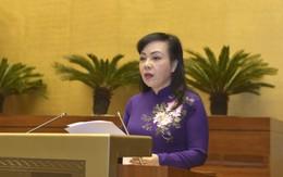 Kỳ họp thứ 6, Quốc hội khóa XIV: Bộ Y tế trình Quốc hội dự án Luật Phòng, chống tác hại của rượu, bia