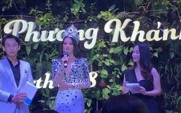 Phương Khánh khẳng định không mua giải Hoa hậu Trái đất