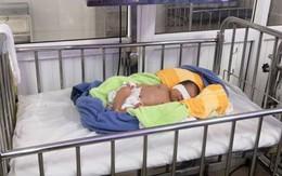 Nghệ An: Bé gái 3 tuổi bị bỏ rơi giữa tiết trời rét buốt