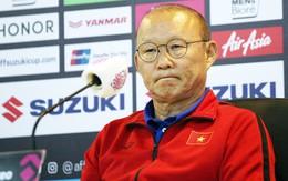 """HLV Park Hang-seo: """"Tôi mong các cầu thủ ra sân với trạng thái bình tĩnh nhất vào ngày mai"""""""