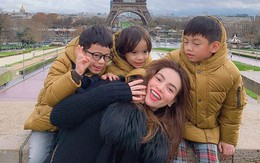 Hồ Ngọc Hà check-in sang chảnh ở Pháp, dân mạng chẳng chú ý đến tháp Eiffel mà lại tập trung vào điều này