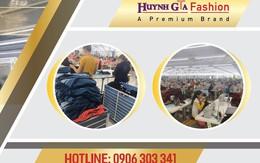 Giữa cơn bão ngành thời trang, Huỳnh Gia Fashion khẳng định đẳng cấp thời trang xuất khẩu Việt Nam trên trường quốc tế.