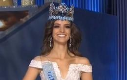 Người đẹp Mexico đăng quang Hoa hậu Thế giới 2018