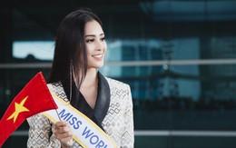 """Sau Miss World, Hoa hậu Tiểu Vy sẽ """"giã từ"""" các cuộc thi nhan sắc"""