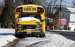 Tài xế xe buýt ngất xỉu, hai nam sinh tiểu học nhanh trí xử lý