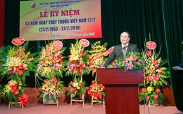 Học viện Y Dược học cổ truyền Việt Nam kỷ niệm Ngày Thầy thuốc Việt Nam 27/2