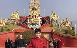 """Ca sĩ Phương Thanh kể về chuyến """"học tu"""" ở Ấn Độ và Nepal"""