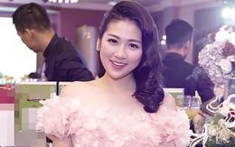 Á hậu Tú Anh tiết lộ sự thật về tin đồn đang yêu em chồng Hà Tăng