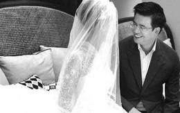 Sau 6 tháng cưới vợ trẻ, gặp lại BTV Quang Minh ai cũng ngạc nhiên