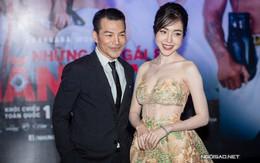 Elly Trần khoe ngực 'khủng', sóng đôi bên Trần Bảo Sơn
