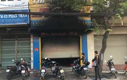 Ba người kêu cứu trong tiệm túi xách bốc cháy ngùn ngụt ở Sài Gòn