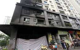 Hà Nội điểm danh 15 chung cư khó khắc phục tồn tại, vi phạm PCCC