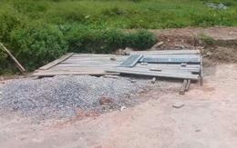 Hải Phòng: Cháu bé 3 tuổi chết đuối thương tâm tại  nhà văn hóa thôn