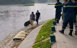 Hà Nội: Hai nam sinh đuối nước thương tâm tại hồ Bảy Mẫu