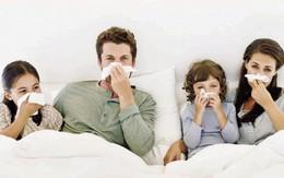 Có thể điếc, động kinh, lú lẫn vì coi thường cúm