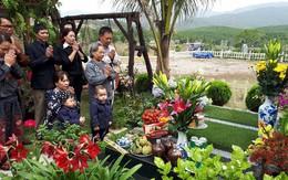 Vì sao nhiều gia đình đưa cả trẻ nhỏ, trẻ sơ sinh đi tảo mộ Tết thanh minh?