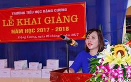 Hải Phòng: Vì sao nguyên Hiệu trưởng trường Tiểu học Đặng Cương bị bắt?