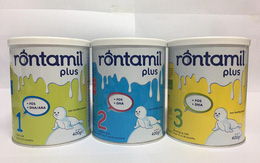 Vì sao rontamil Plus có chất lượng vượt trội, được công nhận trên toàn thế giới?