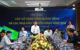 BIDV phối hợp với UBND tỉnh Quảng Bình tổ chức gặp gỡ nhà đầu tư