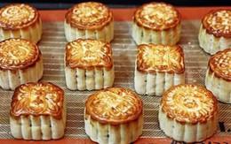 Cách làm bánh trung thu nướng nhân sữa dừa thơm ngậy cho Tết đoàn viên