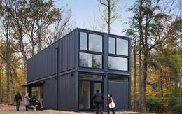 5 mẫu thiết kế cải tạo thùng container đã cũ thành nhà container vạn người mê