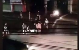 Xác định được 1 đối tượng trong vụ 2 băng nhóm chém nhau kinh hoàng ở Quảng Ninh