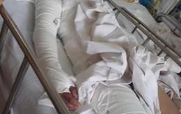 Vụ chồng tẩm xăng thiêu sống 3 mẹ con: Người mẹ muốn chết cùng 2 con