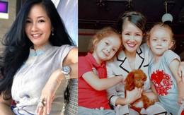 """Hồng Nhung: """"Âm nhạc và hai con giúp tôi vượt qua nỗi buồn ly hôn"""""""