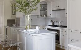 9 cách để mở ra hướng đi cho phòng bếp nhà chung cư chật chội