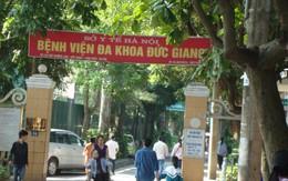 """Hà Nội: Thai phụ """"tố"""" bác sĩ BV Đức Giang chẩn đoán sai, suýt bỏ con"""