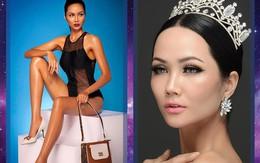 Mới đăng quang, nhan sắc Tân Hoa hậu Hoàn vũ Việt Nam đã gây tranh cãi
