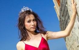 Ngọc Khánh - mỹ nhân đặc biệt nhất trong các Hoa hậu Việt Nam
