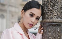 Hoa hậu Trần Tiểu Vy lại ghi điểm với khoảnh khắc xuất thần