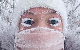 Bất ngờ nhìn thấy mặt người bị đóng thành băng tuyết và sự thật về ngôi làng lạnh nhất thế giới