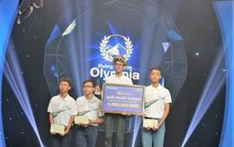 TH School: Vòng nguyệt quế Olimpia đầu tiên