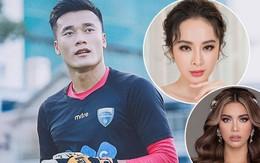 Angela Phương Trinh và Minh Tú  phát sốt vì các cầu thủ U23 Việt Nam