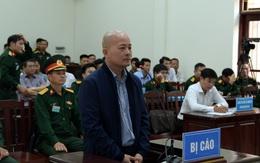 Út trọc Đinh Ngọc Hệ kêu oan tại phiên tòa phúc thẩm