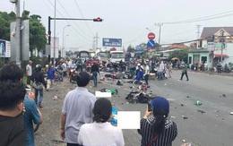 Tài xế container gây tai nạn thảm khốc ở Long An đối diện hình phạt nào?