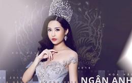 """Vì sao Lê Âu Ngân Anh chấp nhận """"đối đầu"""" với Bộ VHTT&DL để dự thi Miss Intercontinental 2019?"""
