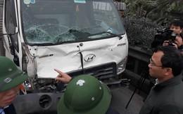 Vụ 8 người tử vong ở Hải Dương: Vợ tài xế xe tải gây tai nạn mong muốn điều gì?